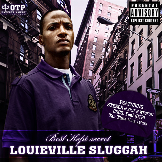 Louieville Sluggah's album now in stores! Download the single Guide You