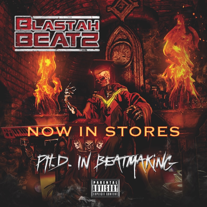 Blastah Beatz -  PHD in Beatmaking