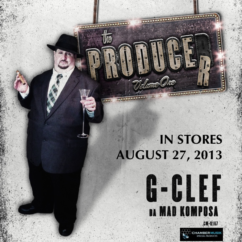 G-Clef da Mad Komposa - The Producer, Vol.1