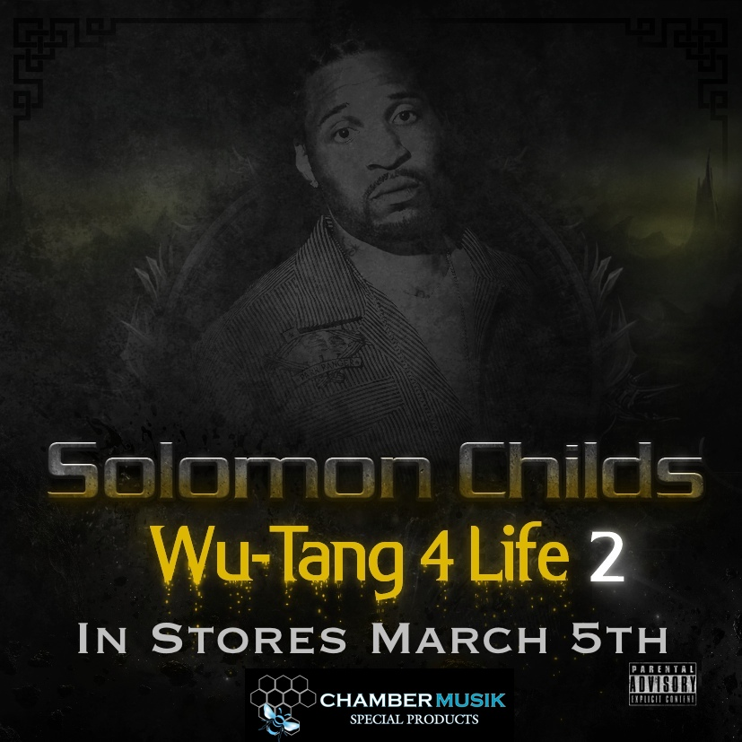 Solomon Childs - Wu-Tang 4 Life Volume 2