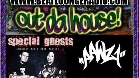 American Poets on Beat Lounge Radio Show