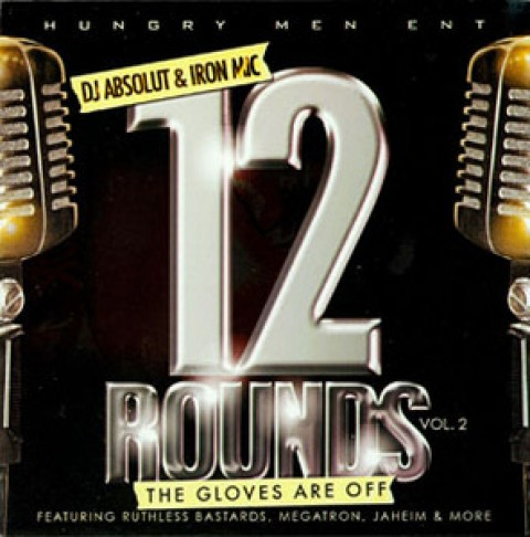 Iron Mic – 12 Rounds Vol. 2 now in store! Get a taste with 3 free downloads!