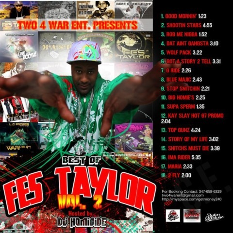 The Best of Fes Taylor vol. 2 (FREE DOWNLOAD)