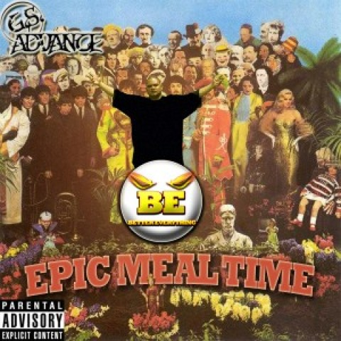 G.S. Advance – Epic Meal Time (FREE MIXTAPE)
