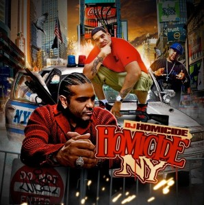 Two new DJ Homicide mixtapes (FREE DOWNLOADS)