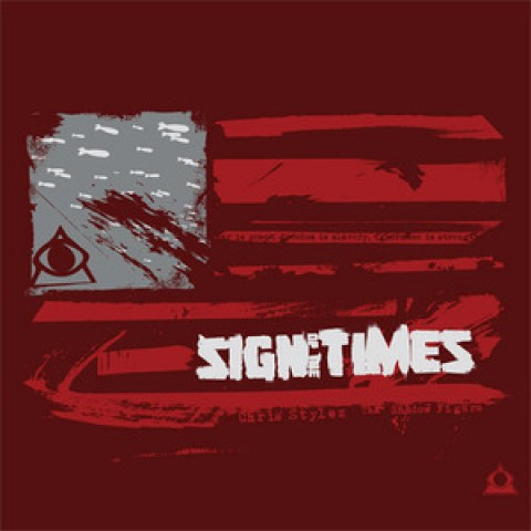 Chris Stylez the Shadow Figure – Sign of the Times NOW AVAILABLE!!!