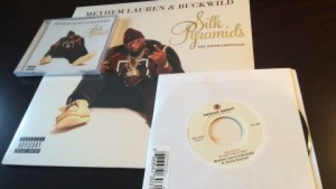 Meyhem Lauren & Buckwild – Silk Pyramids Special Bundle – Now Available!