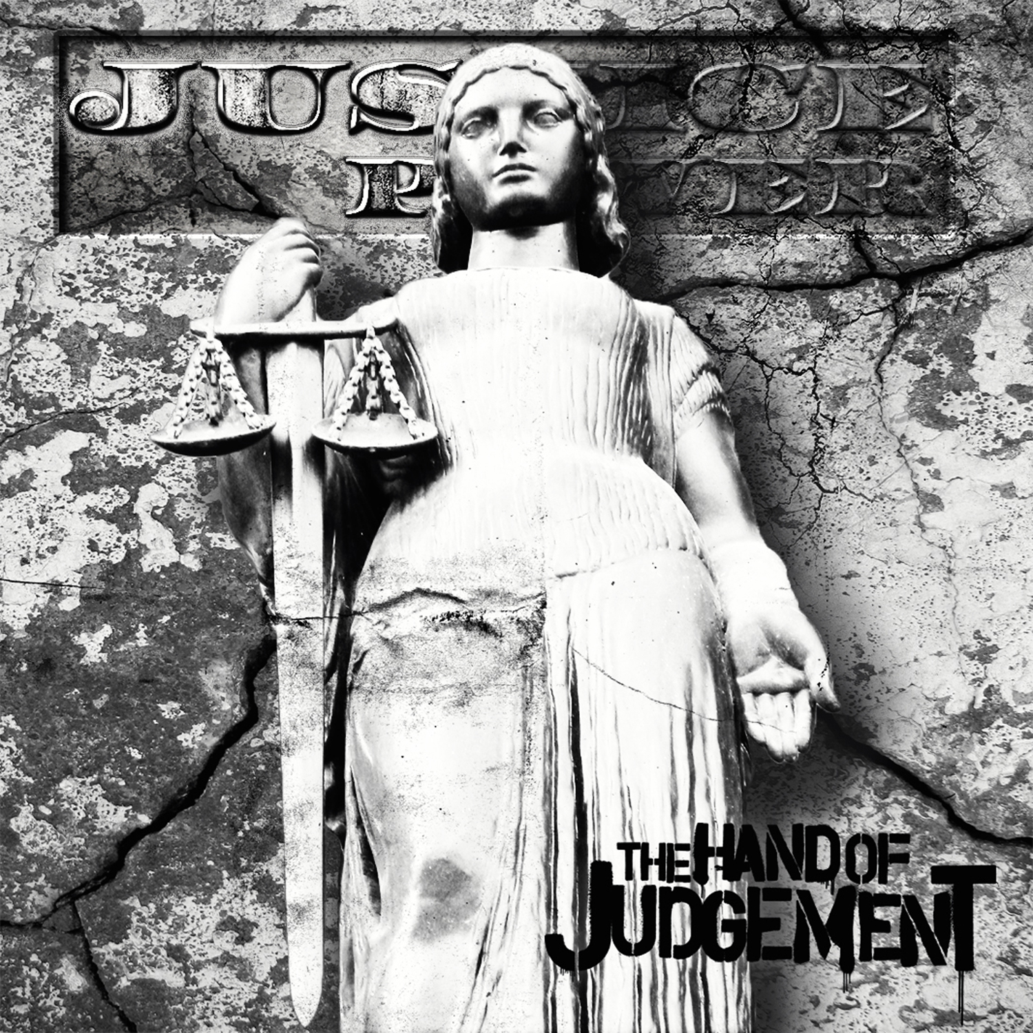 Jus-P - Hand of Judgement now in stores.