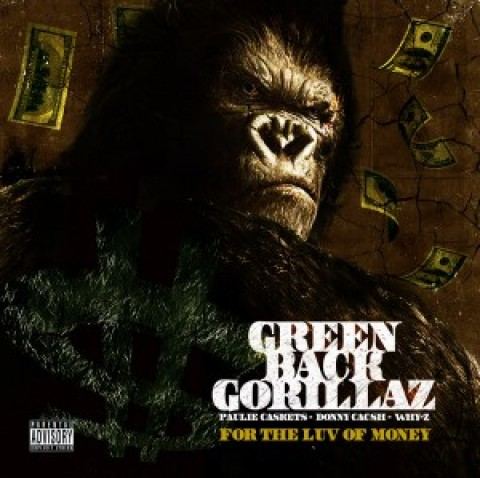 Green Back Gorillaz (PC, DC & Why-Z) now in store!!!