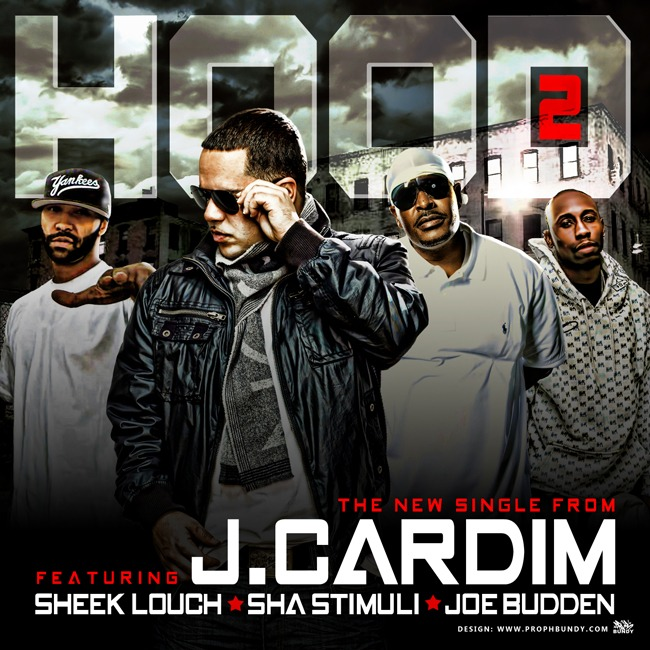 Sheek Louch, Sha Stimuli & Joe Budden - Hood 2 prod. by J. Cardim