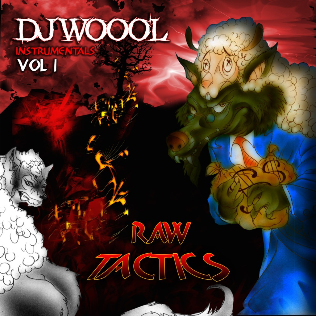 Free DJ Woool instrumental album