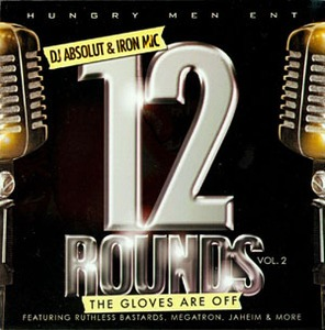 Iron Mic - 12 Rounds Vol. 2 now in store! Get a taste with 3 free downloads!