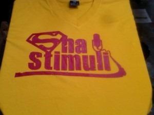 Sha Stimuli's Monday Ramble has returned...