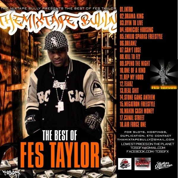 The Best of Fes Taylor (FREE DOWNLOAD)
