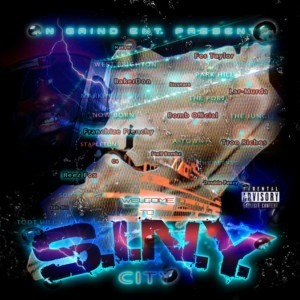 Welcome to S.I.N.Y. City now in stores!
