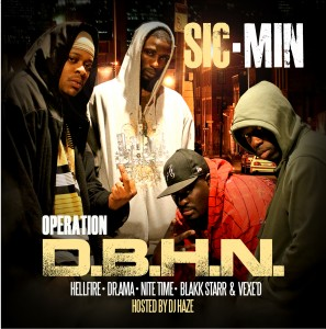 Sic-Min - D.B.H.N. now in stock + videos