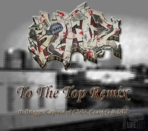 Tha Shadow Figure ft. Briggs, Capone, Craig G & N.I.Z. - To The Top Remix
