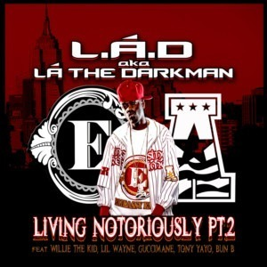 LÀ The Darkman - Living Notoriously Pt. 2 (FREE DOWNLOAD)