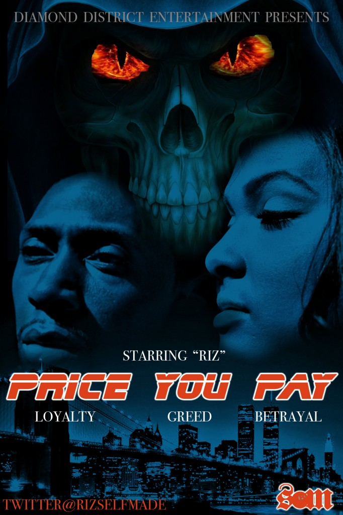 RIZ - Price You Pay (NEW SINGLE FROM 'THE BLINDSIDE')