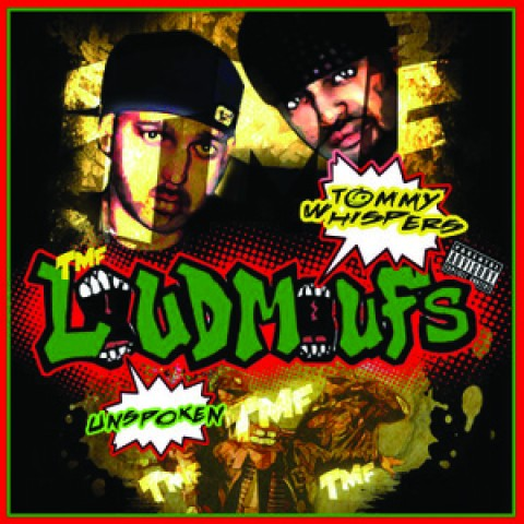 Tommy Whispers and Unspoken – Loudmoufs 	in stores now!!!