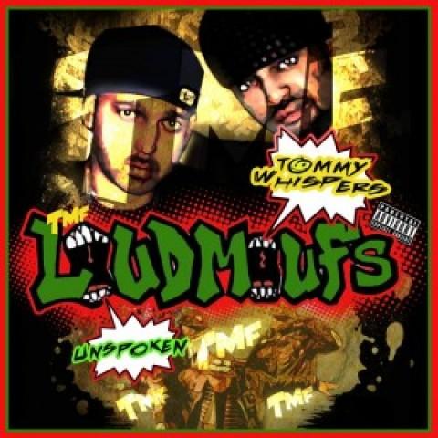 Tommy Whispers & Unspoken – 'Loudmoufs' tracklist