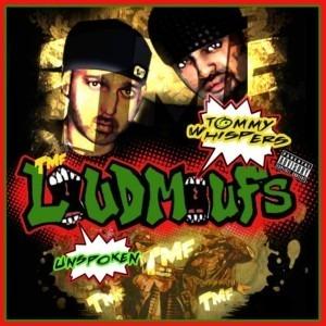 Tommy Whispers & Unspoken - 'Loudmoufs' tracklist