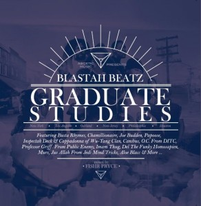 Blastah Beatz - Graduate Studies coming this Tuesday!
