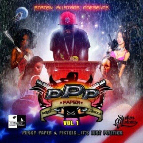 Fes Taylor – PPP (FREE MIXTAPE)