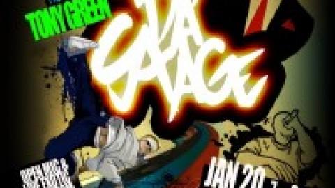 Fes' Friday Freebie #46 (UPCOMING SHOW + DANGEROOM LIVE VIDEO)