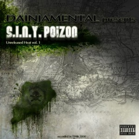 Dainjamental – S.I.N.Y. Poizon vol. 1 (FREE DOWNLOAD)