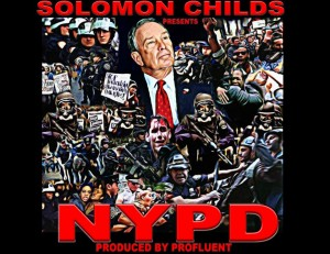 Solomon Childs - NYPD