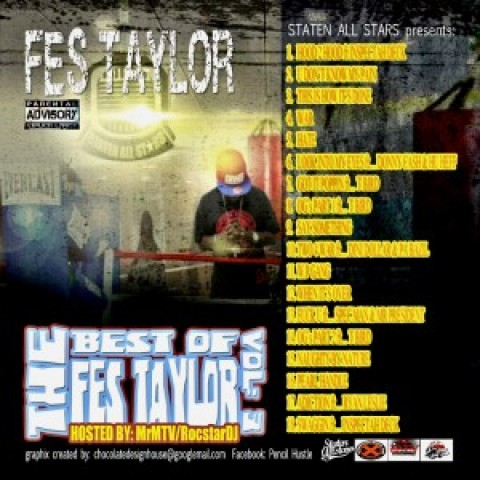 Fes Taylor – The Best of Fes Taylor vol. 3 (FREE MIXTAPE)