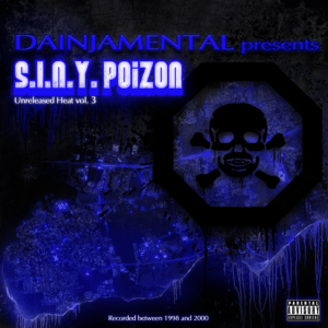 Danjanew siny poizon VOL 3  COVER
