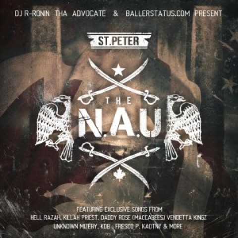 St. Peter – The N.A.U (FREE MIXTAPE)