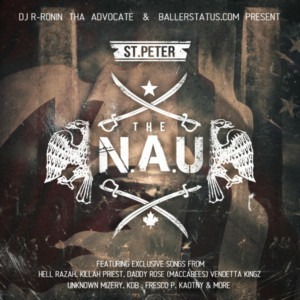 St. Peter - The N.A.U (FREE MIXTAPE)