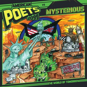 American Poets 2099 - World of Tomorrow NOW IN STORES!!!
