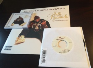 Meyhem Lauren & Buckwild - Silk Pyramids Special Bundle - Now Available!