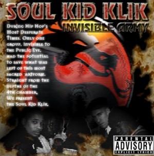 Soul Kid Klik - Invisible Army