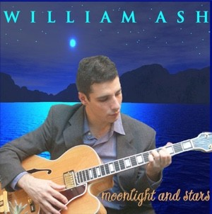 William Ash - Moonlight and Stars