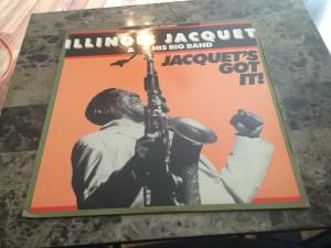 Illinois Jacquet - Jacquet's Got It
