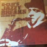 G-Clef da Mad Komposa - G-Clef Jazzy Breaks Vol. 1 (LP)