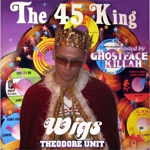 Wigs - The 45 King