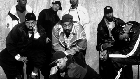 Early Wu-Tang Clan interview on WBAU – Wild Man Steve
