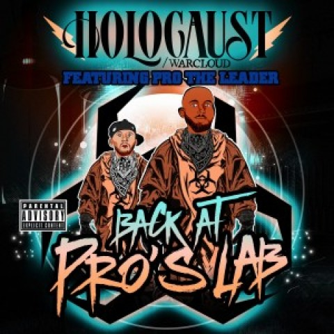 Now in Stores: Holocaust/Warcloud ft. Pro the Leader – Back at Pro's Lab