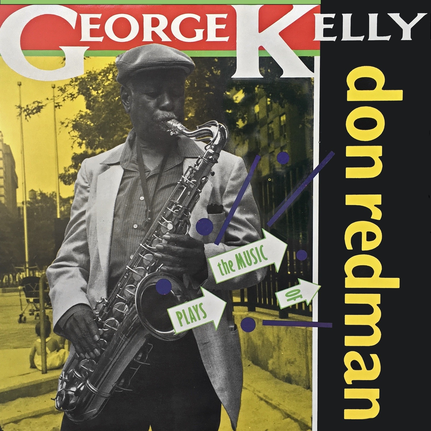 SR-0262 George Kelly - Plays the Music of Don Redman 686647026209
