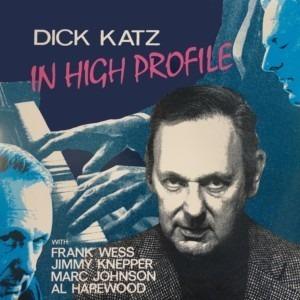 SR-0263 Dick Katz - In High Profile 686647026308
