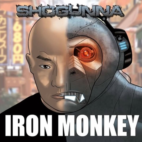 Shogunna x Anthai –  Iron Monkey now in stores