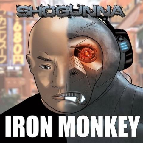 Shogunna x Anthai –  Iron Monkey now in stores