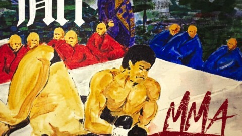 71 Raw member Martial Art presents solo LP – MMA