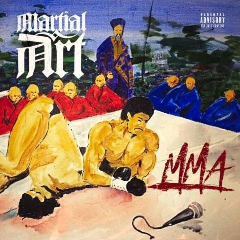 71 Raw member Martial Art presents solo LP – MMA